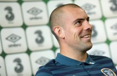 'It's now or never really': Darron Gibson determined to impress after cruciate nightmare