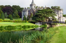 Got €27 million to spare? Five star Adare Manor could be yours
