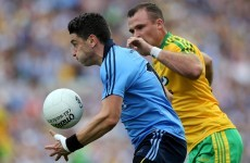 The story of Donegal's win over Dublin in possession, shots, turnovers and kickouts