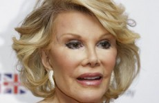 US comic Joan Rivers has died
