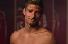 'I can't help being gorgeous' – Olivier Giroud spoofs himself as part of anti-homophobia campaign