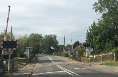 A bridge lift is taking place tonight as part of work to close manually operated rail level crossings