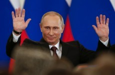"Ukraine church leader says Putin has been ""possessed by Satan"""