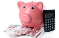 Household debts going down, savings up (slightly)