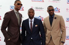 LeBron James and Dwyane Wade ditched Chris Bosh's 'crazy bachelor party'