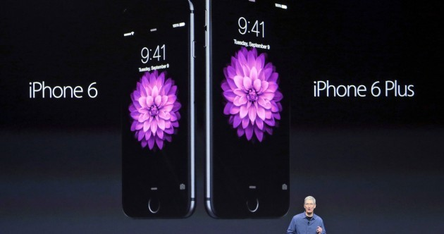 Here's what the new iPhones look like (and what they can do)