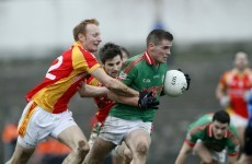St Brigid's and Castlebar Mitchels in action as 38 key club senior football games on this weekend