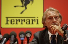 Sacked Ferrari boss gets €27 million severance package