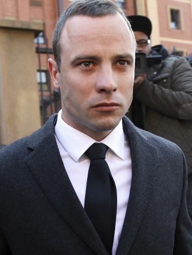 Oscar Pistorius found guilty of culpable homicide