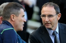 4 selection dilemmas facing Martin O'Neill ahead of the Germany game