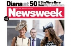 Twitter erupts over 'Diana at 50′ cover featuring Kate Middleton