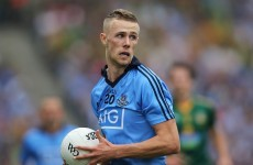 Mannion bound for Beijing and likely to miss Dublin's 2015 campaign