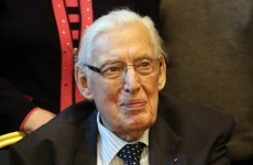Former DUP leader Ian Paisley has died, aged 88