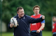 O'Connor: If we are not accurate, the Scarlets will expose us