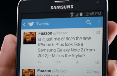 Samsung is throwing some excellent shade at Apple in their new TV ads