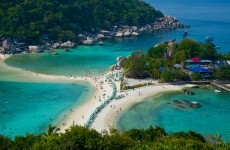 Two British tourists murdered on Thai island after beach party