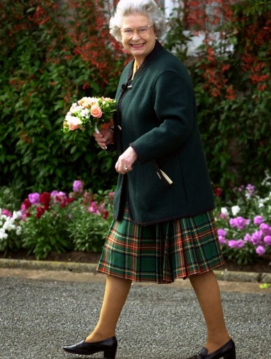 Will Elizabeth II still be Queen of Scots if the 'Yes' vote triumphs?