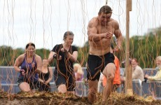 What training should you be doing three weeks out from Tough Mudder Ireland?