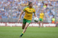 Serious illness meant Christy Toye didn't play in 2013 but now he's set for All-Ireland final