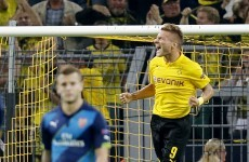 Immobile and Aubameyang strike for Dortmund to punish poor Arsenal defending