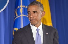 Obama says the Ebola crisis is 'spiralling out of control'