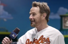 Breaking ball: Bryan Cranston has a new one-man show about baseball