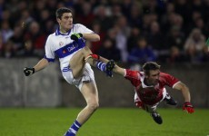 You have to see Diarmuid Connolly's volleyed goal after a 40-yard run last night