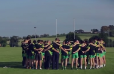 'An hour and a half to training and the same coming back' – Donegal minor dedication