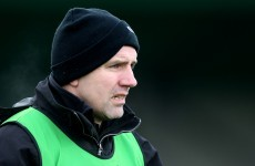 Galway's next football manager will be revealed Monday week and it looks a done deal