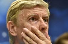Wenger: Ronaldo, not Drogba, was my biggest regret