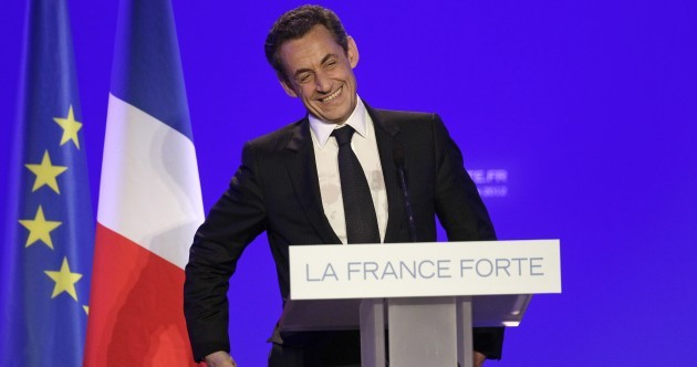 Nicolas Sarkozy just launched his political comeback – on Facebook