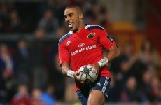 Zebo-inspired Munster secure comfortable victory over hapless Zebre