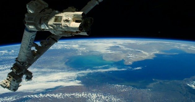Here's why you really should be following the International Space Station online