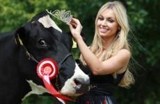 Irish dairy farmers are mad at Rosanna Davison for telling people to go vegan