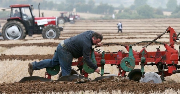 Hate mucky fields? See this year's Ploughing Championships on Google Street View