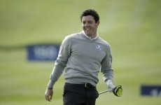 McIlroy and McDowell bury the hatchet ahead of Ryder Cup