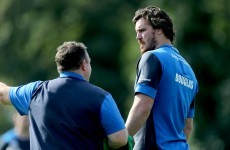 New Leinster signing Kane Douglas to debut against Cardiff at the RDS