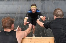 What training should you be doing less than two weeks out from Tough Mudder Ireland?