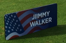The Ryder Cup sign guy had one job… and he messed it up