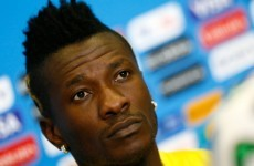 Asamoah Gyan denies 'wild' allegations of involvement in disappearance of rapper friend