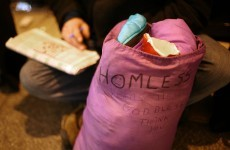 """Homeless shelter crisis: """"It's not nice saying 'there are no beds'"""""""
