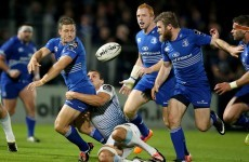 D'Arcy in superb form as Leinster run four tries past Cardiff