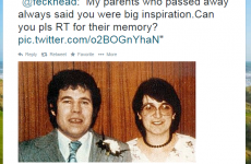 Donald Trump was just duped into retweeting a photo of two serial killers
