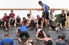 What training should you be doing less than one week out from Tough Mudder Ireland?