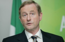 "Kenny says Irish Water (and your PPS number) ""will not be sold"""