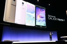 Samsung defends Note 4 screen gap, saying it's a feature, not a flaw