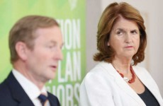 Joan Burton told: 'The country wants Enda's head on a plate and you can deliver it'