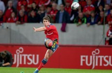 Does Ian Keatley have what it takes to become a top-class fly-half?