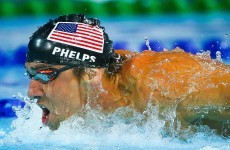 Michael Phelps is taking (another) break from swimming