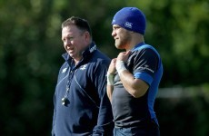 Leinster game plan may have 'different slant' with O'Brien and Healy out